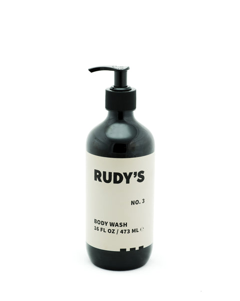 Rudy's - No. 3 Body Wash 16oz