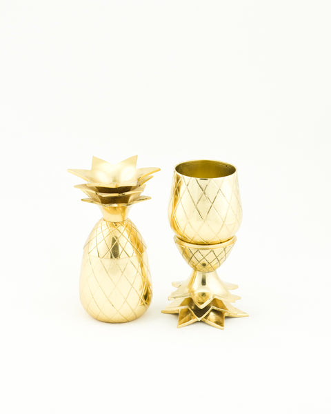 W & P - Pineapple Shot Glass Set