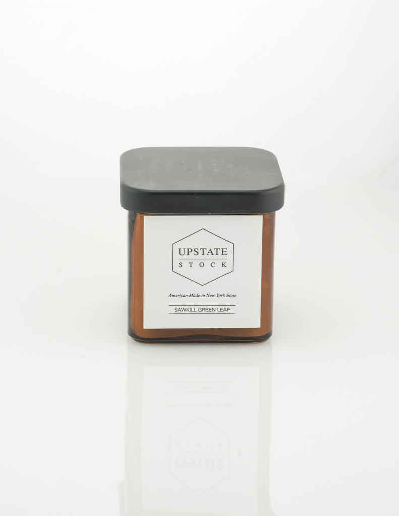 Upstate Stock - Sawkill Greenleaf Candle