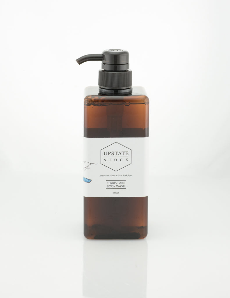 Upstate Stock - Ferris Lake Body Wash