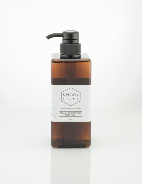 Upstate Stock - Albany Black Spruce Body Wash