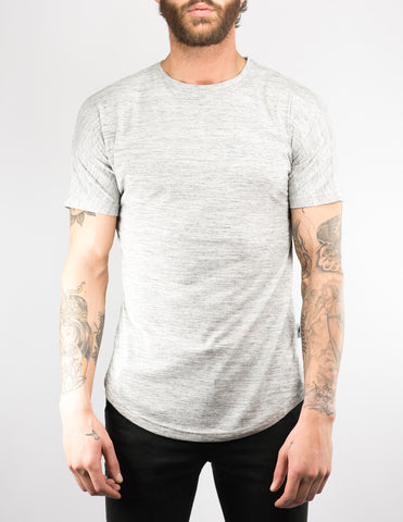 Publish - Index Scallop Tee