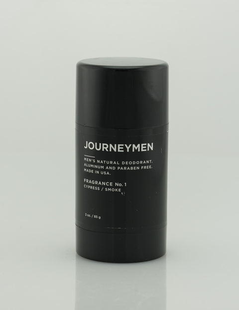 Journeymen - Cypress/Smoke Deodorant Stick