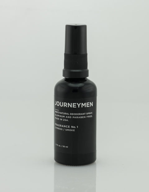 Journeymen - Cypress/Smoke Deodorant Spray