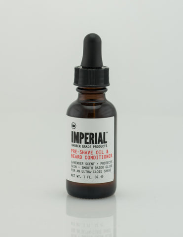Imperial - Pre-Shave Oil & Beard Conditioner