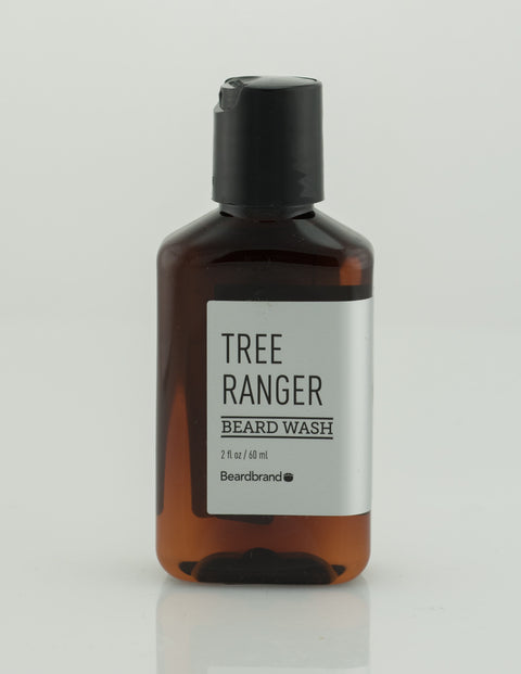 Beardbrand - Tree Ranger Beard Wash Travel