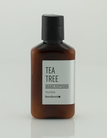 Beardbrand - Tea Tree Beard Softener Travel