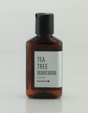 Beardbrand - Tea Tree Beard Wash Travel