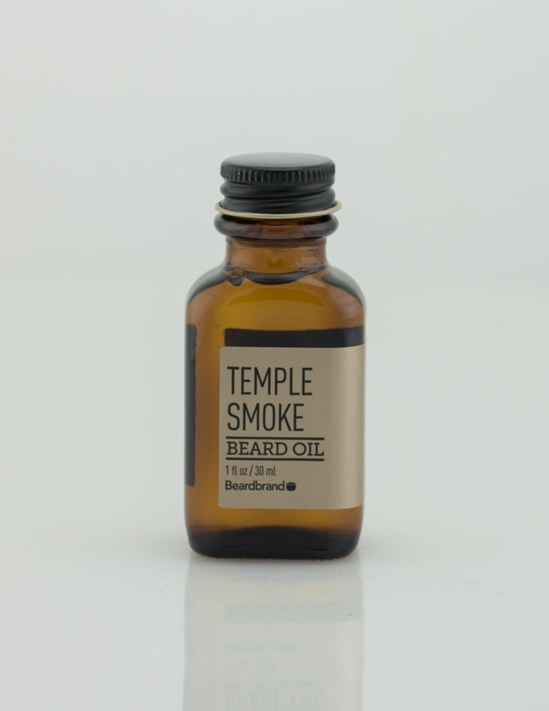 Beardbrand - Temple Smoke Beard Oil