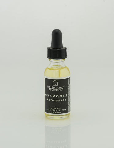 Little Barn Apothecary - Hair Oil