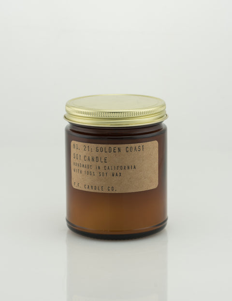 Pf Candle Co - Golden Coast 7.2oz Candle
