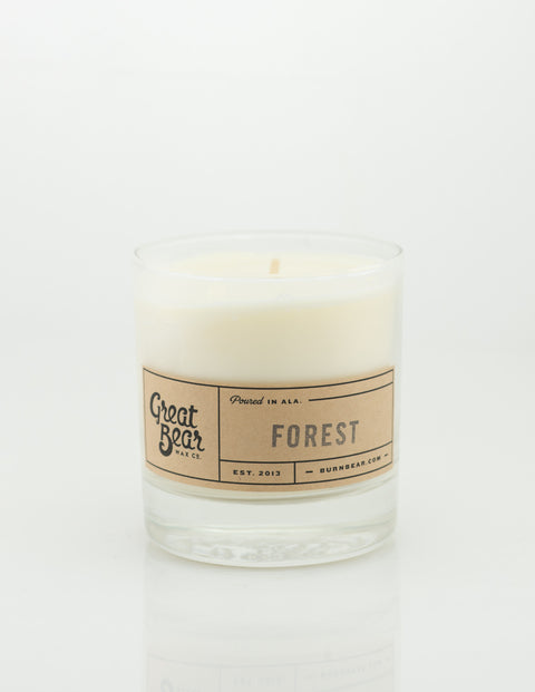 Great Bear Wax Co - Forest 11.5oz Candle