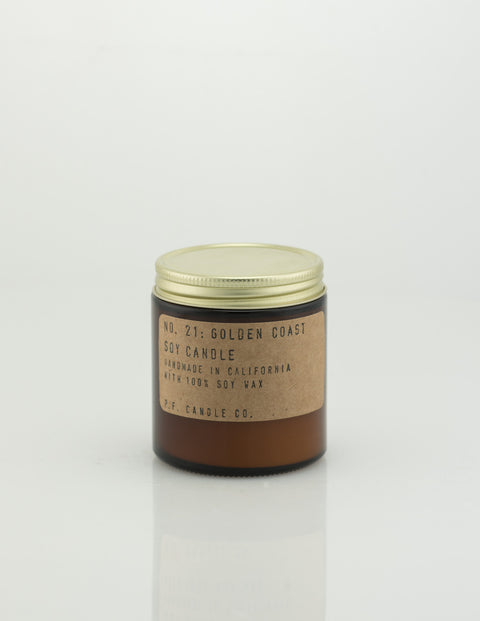 Pf Candle Co - Golden Coast 3.5oz Candle