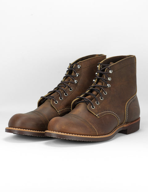 Red Wing - Iron Ranger no 8085