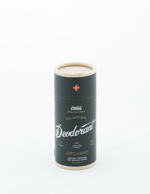O'Douds - Orchard All Natural Deodorant