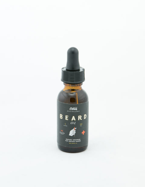 O'Douds - Forest Beard Oil