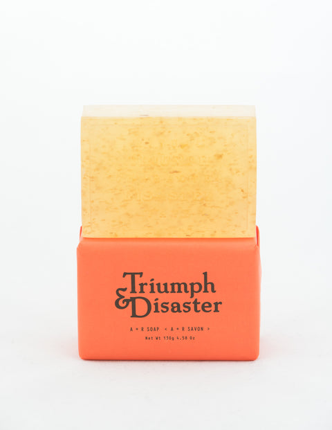 Triumph & Disaster - A + R Soap