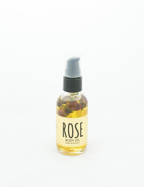 Little Shop of Oils - Rose Body Oil