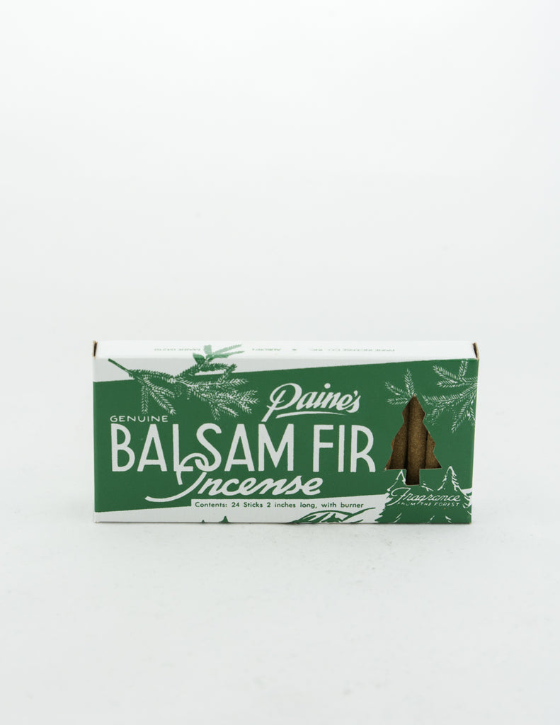 Paines - Balsam Fir Incense 24pc