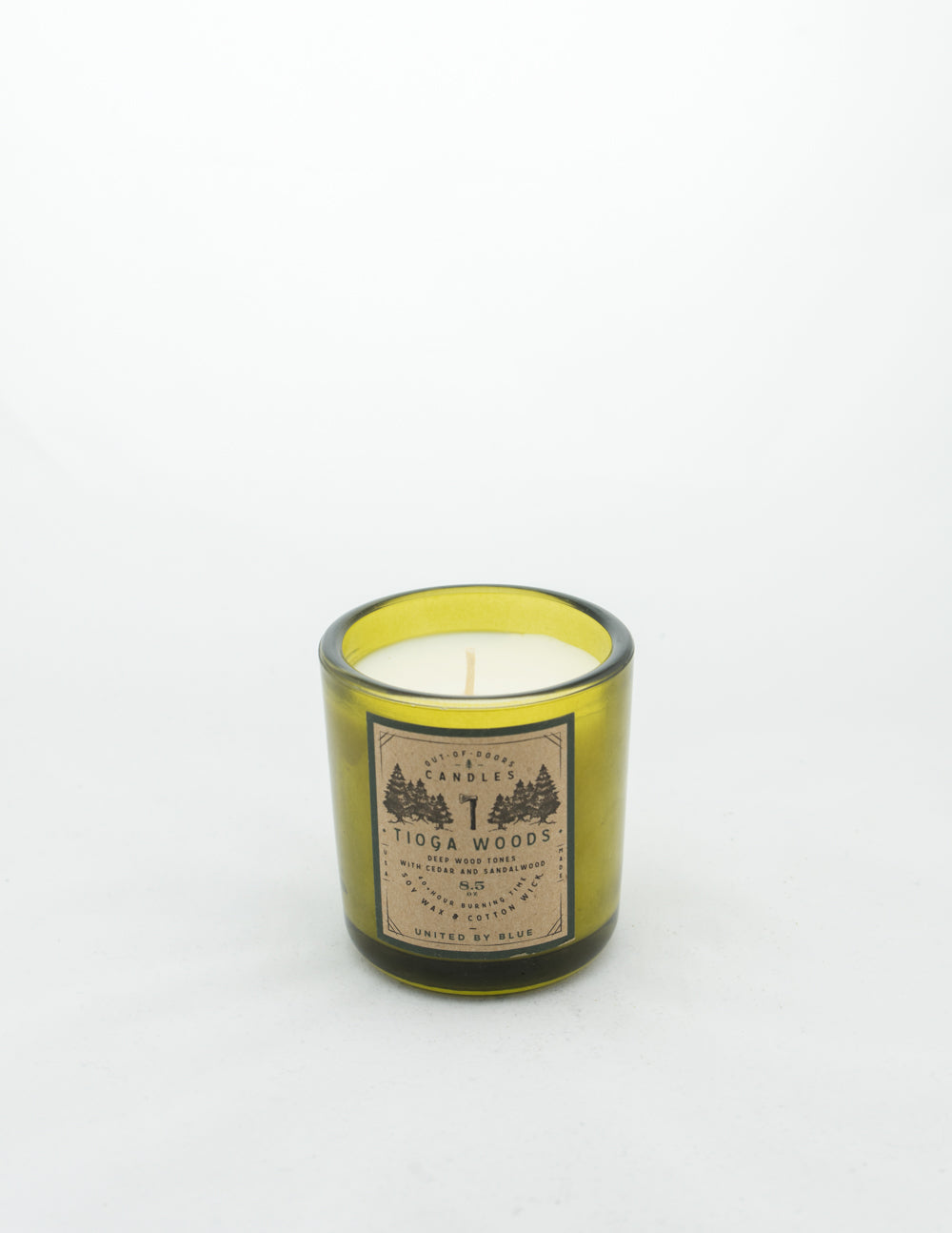 United By Blue - Tioga Woods Candle 8.5oz