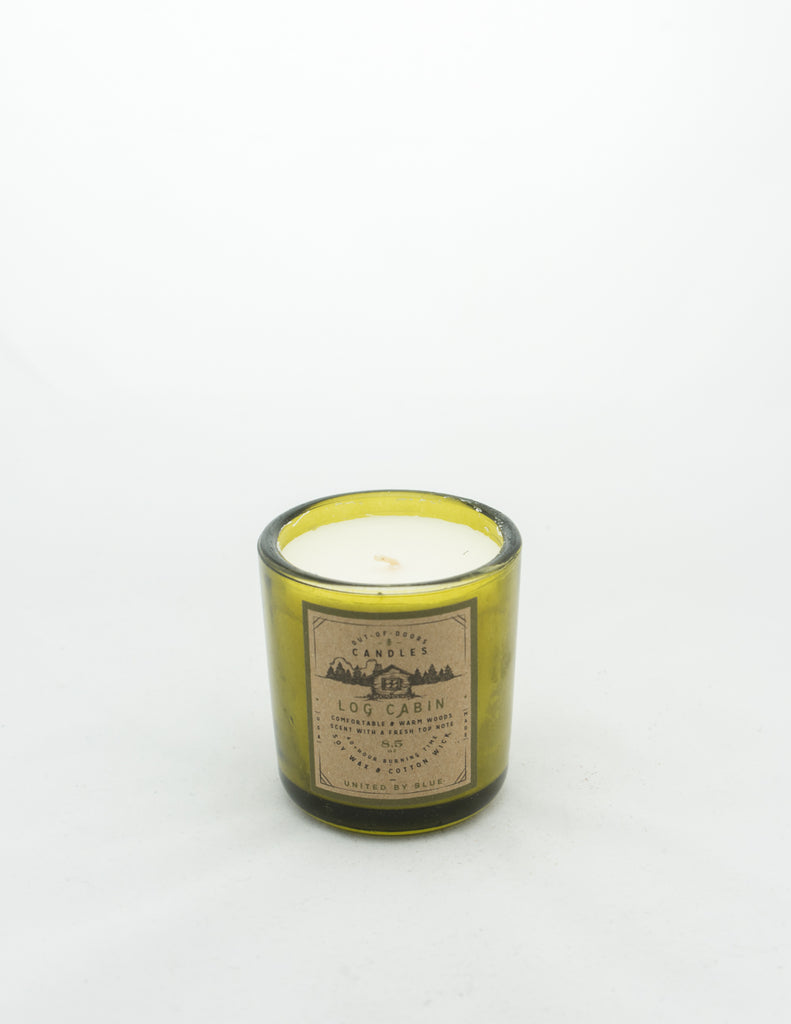 United By Blue - Log Cabin Candle 8.5oz