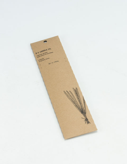 PF Candle Co - Pinon Incense Pack