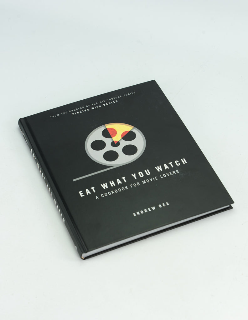 W & P Design - Eat What You Watch Book