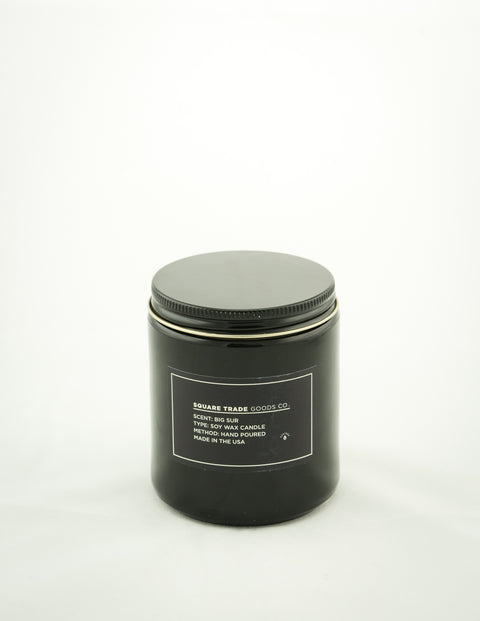 Square Trade Goods - Big Sur Candle