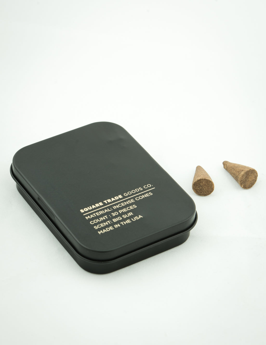 Square Trade Goods - Big Sur Incense