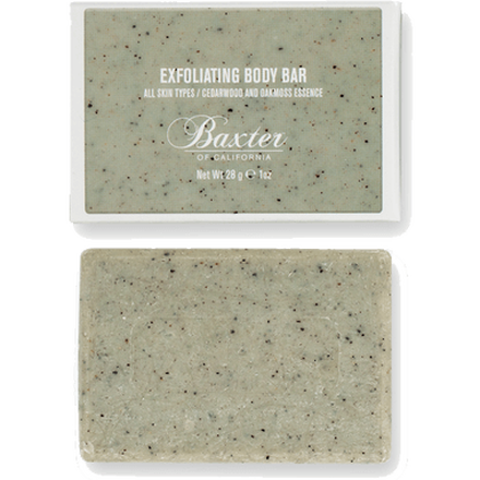 Baxter - Exfoliating Body Bar 1oz