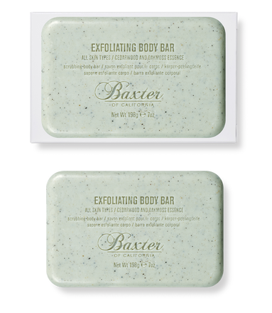 Baxter - Exfoliating Body Bar