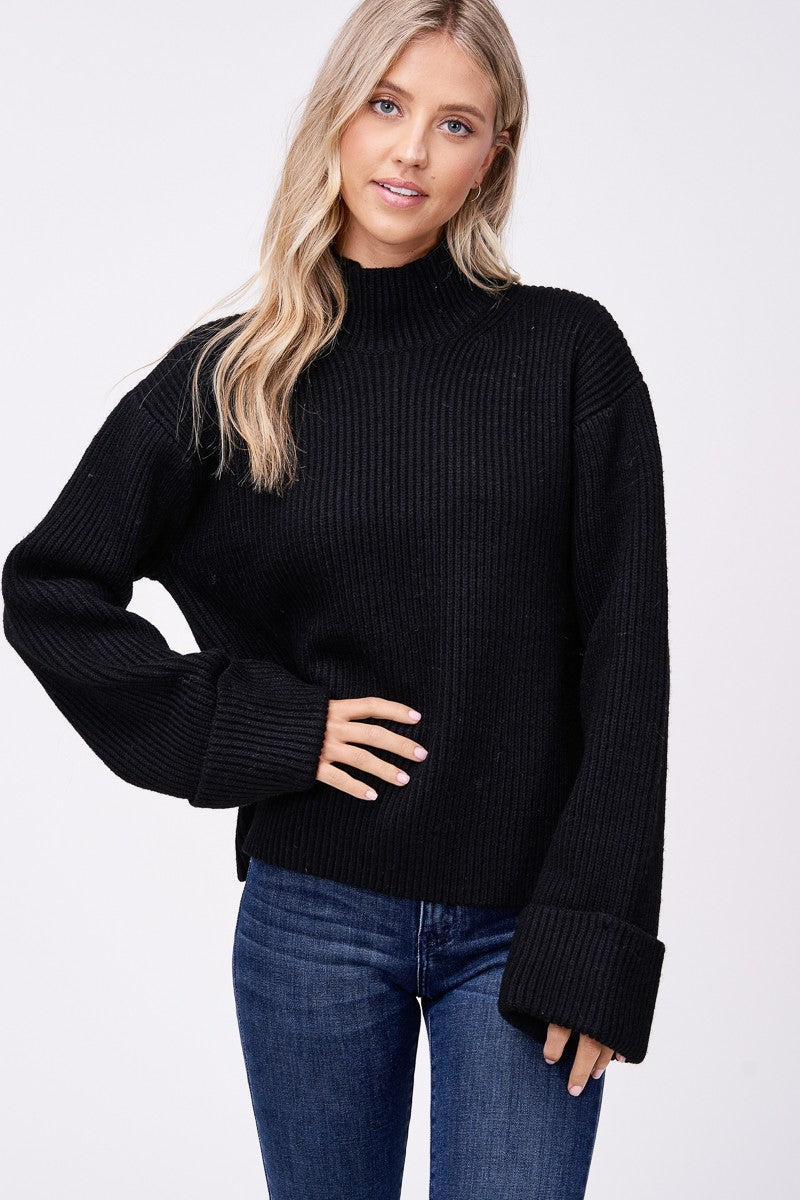 Emory Park - Mock Neck Sweater