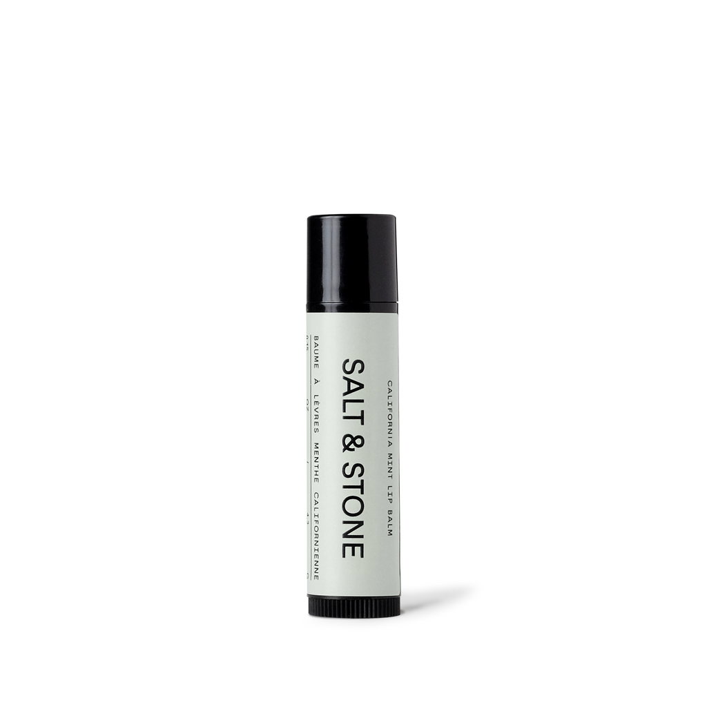 Salt & Stone - California Mint Lip Balm