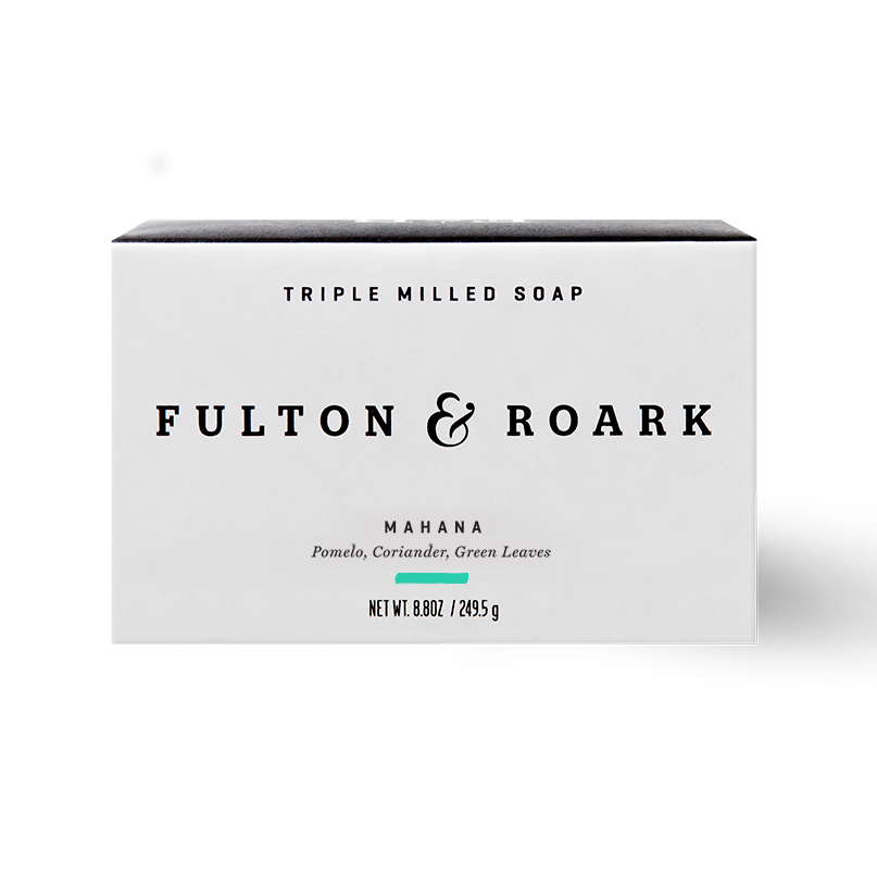 Fulton & Roark - Mahana Bar Soap