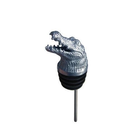 Menagerie Wine Pourers - Alligator