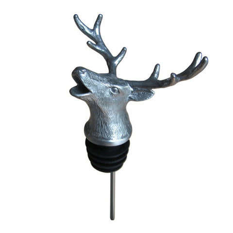 In Vino Veritas - Menagerie Pourers Stag