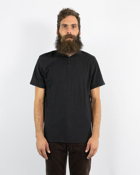 Katin - SS Folk Henley (2 Colors Available)