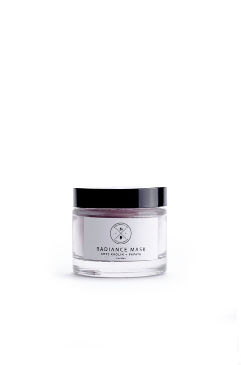 Birchrose Co - Radiance Rose Kaolin + Papaya Mask