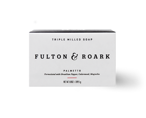 Fulton & Roark - Palmetto Bar Soap