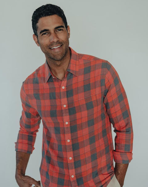 Normal Brand Skipper Button Down (3 Colors Available)