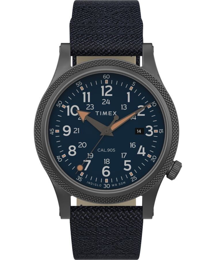 Timex - Allied LT 40mm Fabric Strap Watch