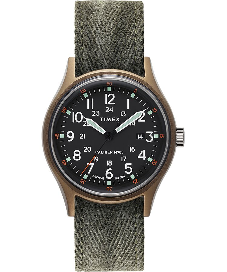 Timex - MK1 40mm Fabric Strap Watch