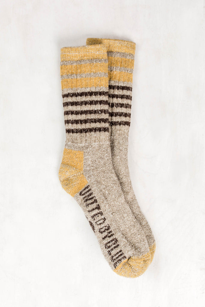 United By Blue - Prairie Stripe Ultimate American Sock