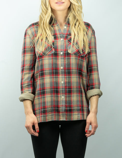 United by Blue - Millport Relaxed Button Down