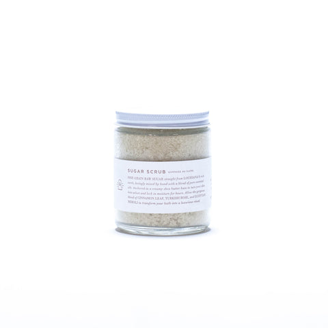 Smoke - Sugar Scrub