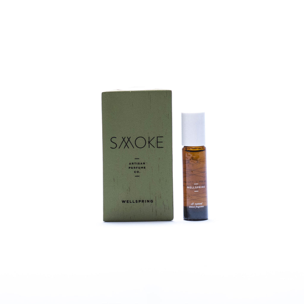 Smoke - Wellspring Perfume Oil