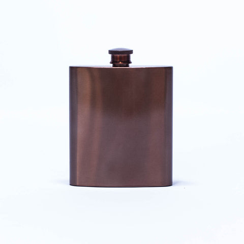W & P - Copper Flask