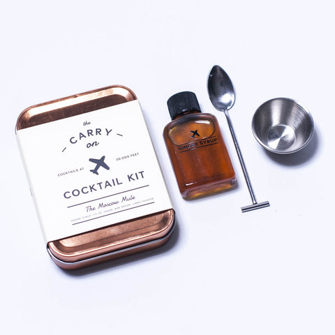 W & P - The Moscow Mule Carry On Kit