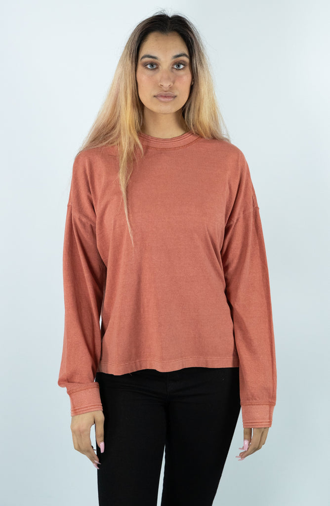 Richer Poorer - Relaxed LS Pullover