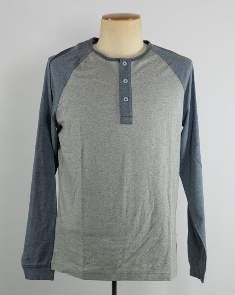 Normal Brand - Active Puremeso Retro LS Henley